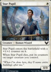 Star Pupil - Strixhaven School of Mages
