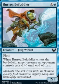 Burrog Befuddler - Strixhaven School of Mages