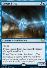 Dream Strix 1 - Strixhaven School of Mages