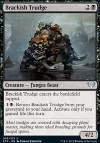 Brackish Trudge - Strixhaven School of Mages
