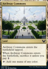 Archway Commons - Strixhaven School of Mages
